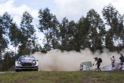 Sébastien Ogier, Julien Ingrassia, Ford Fiesta WRC, M-Sport detail