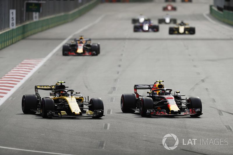 Carlos Sainz Jr. - Renault
