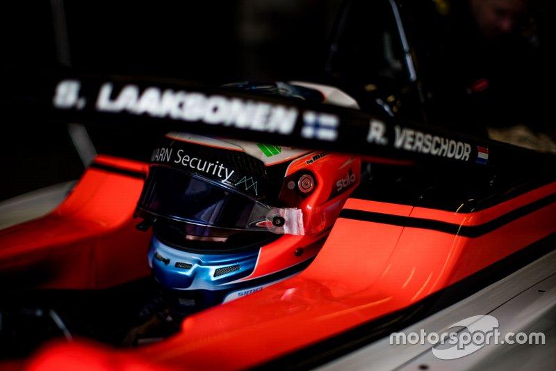 Simo Laaksonen, MP Motorsport