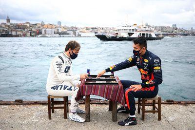 Red Bull Istanbulls show run