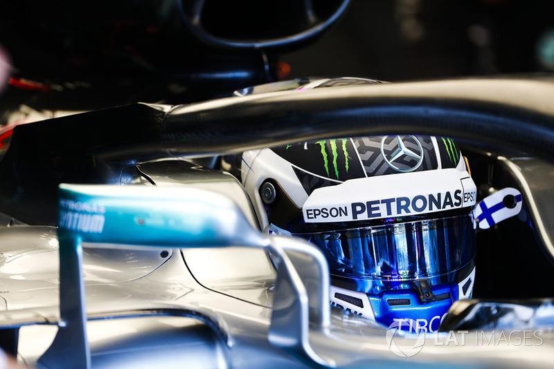 4 місце — Валттері Боттас, Mercedes