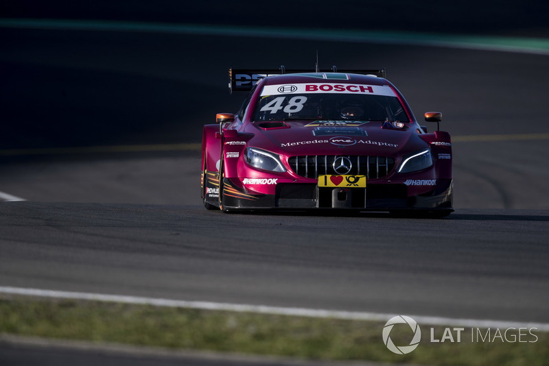 14. Edoardo Mortara, Mercedes-AMG Team HWA, Mercedes-AMG C63 DTM