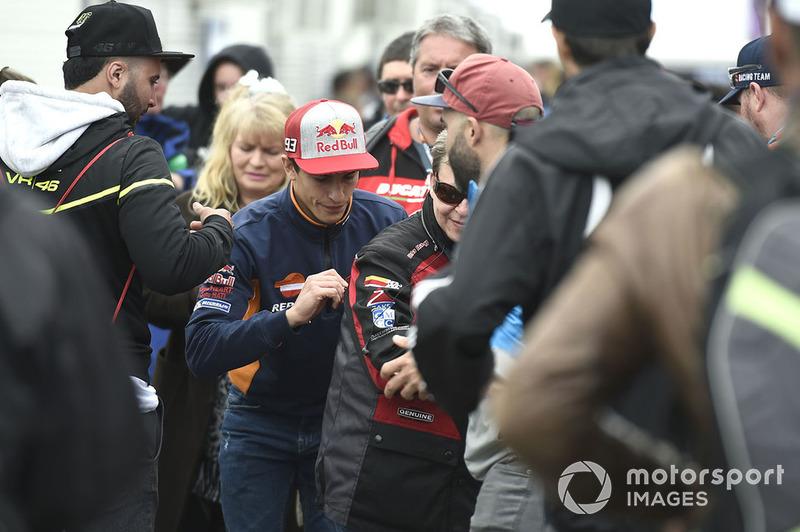 Уболівальники Марка Маркеса, Repsol Honda Team