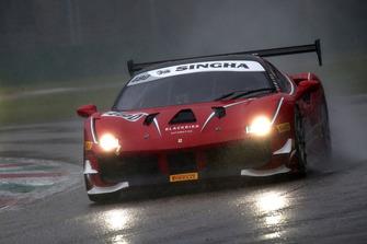 #480 Ferrari 488, Blackbird Concessionaires: Alex Au