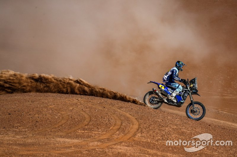 #4 Yamaha Official Rally Team: Adrien van Beveren
