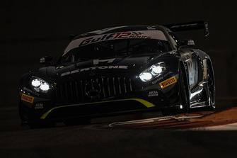 #84 AKKA ASP Mercedes AMG GT3: Mauro Ricci, Benjamin Ricci, Jean-Luc Beaubelique, Christophe Bourret