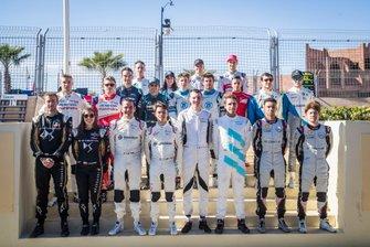 2019 Marrakech Rookie test line up