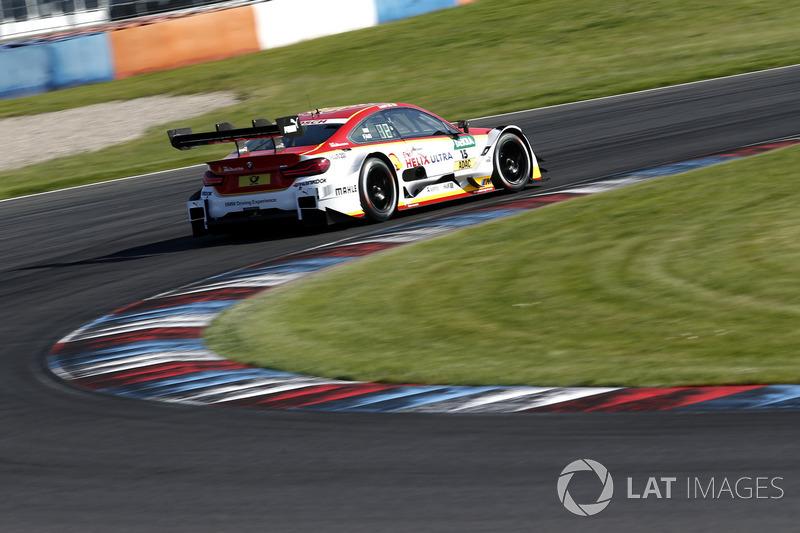 14. Augusto Farfus, BMW Team RMG, BMW M4 DTM
