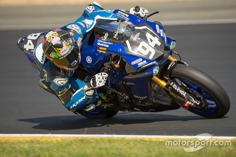 Langstrecken-WM (EWC): GMT94 Yamaha, Yamaha YZF-R1
