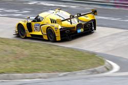 #702 Traum Motorsport, SCG SCG003C: Jeff Westphal, Franck Mailleux, Thomas Mutsch