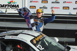 Race winner Trent Hindman, Bodymotion Racing