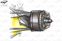 Jordan EJ11 front brakes