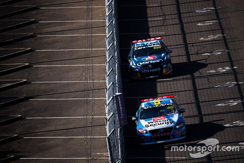 4. Скотт Маклафлін, Garry Rogers Motorsport Volvo