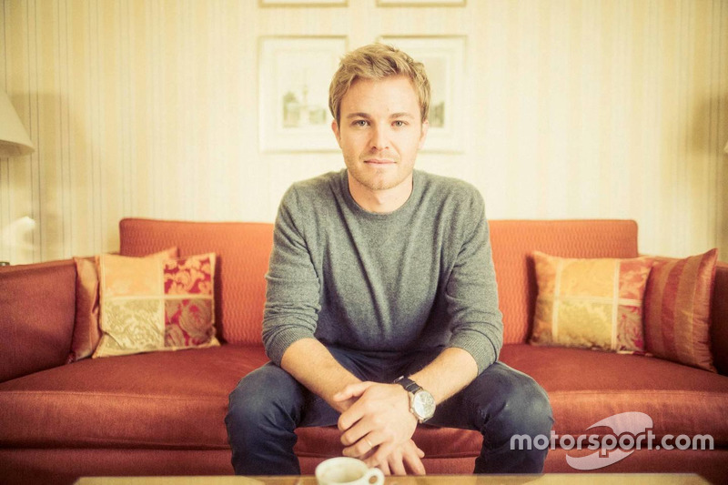 Anuncio de retiro de Nico Rosberg