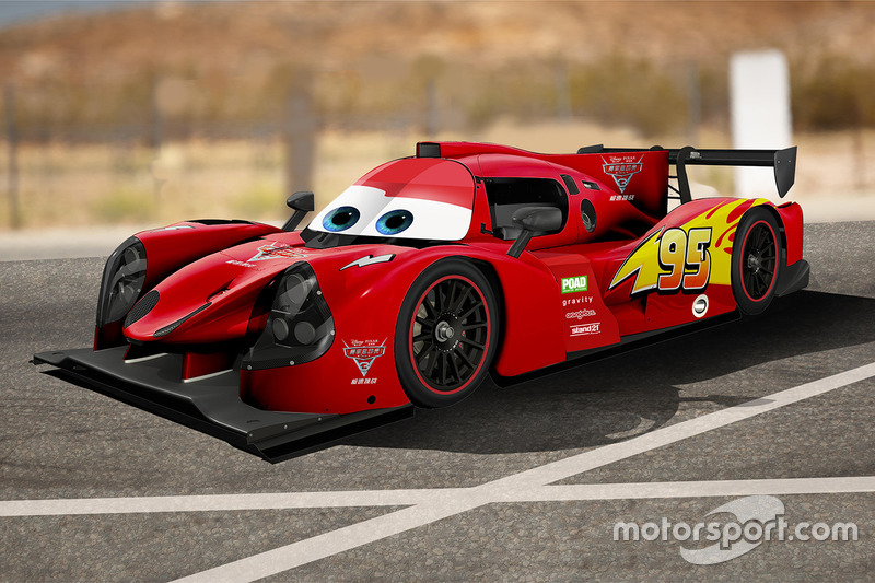 #95 Craft Bamboo Racing Ligier JS P3