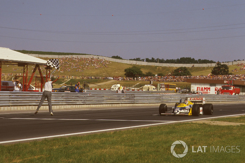 1987: Nelson Piquet, Williams FW11B Honda