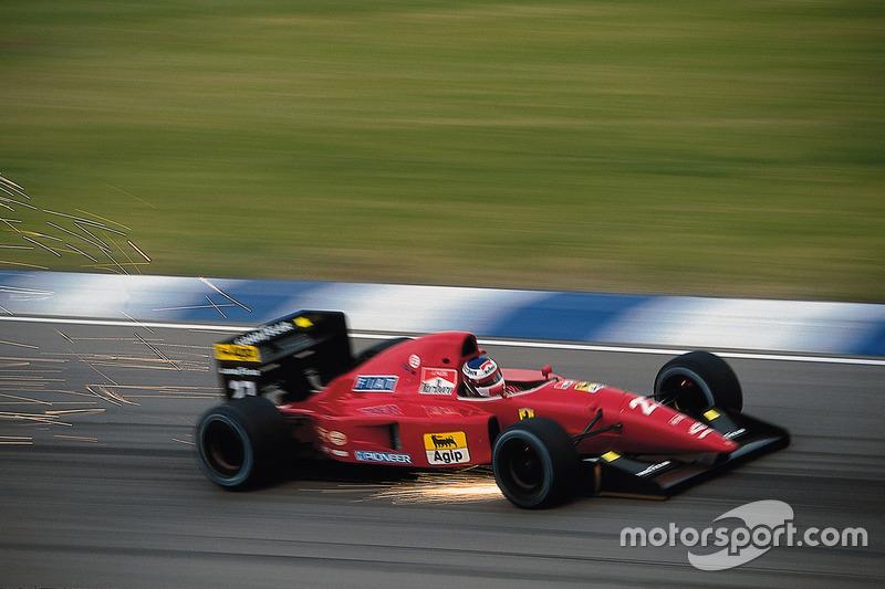 Jean Alesi, Ferrari F92AT