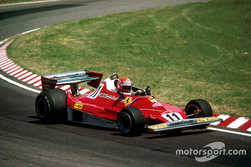 Niki Lauda, Ferrari 312T2
