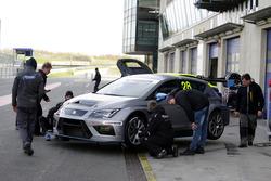Pascal Eberle, Steibel Motorsport, Seat Leon TCR