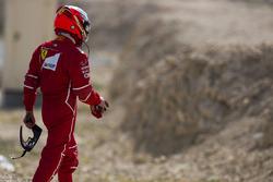 Кімі Райкконен, Ferrari, повертається до боксі