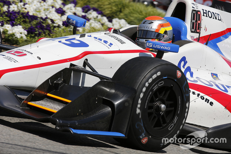 Ed Jones, Dale Coyne Racing, Honda