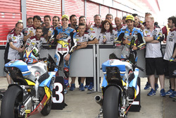 Alex Mrquez, Franco Morbidelli, Marc VDS