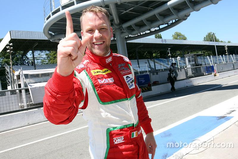 #55 Spirit of Race, Ferrari F488 GTE: Matt Griffin