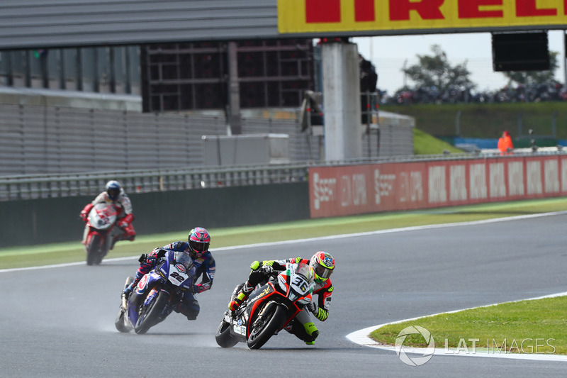 Leandro Mercado, IodaRacing Team, Alex Lowes, Pata Yamaha