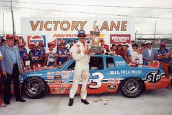 Race winner Richard Petty