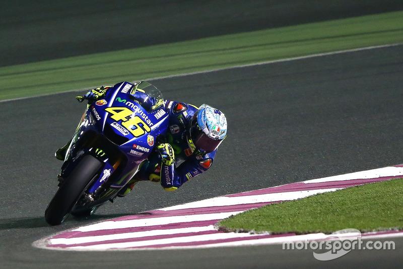 9. Valentino Rossi, Yamaha Factory Racing