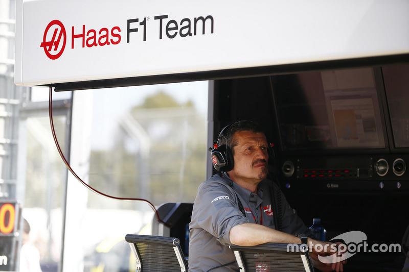 Günther Steiner, Teamchef, Haas F1 Team