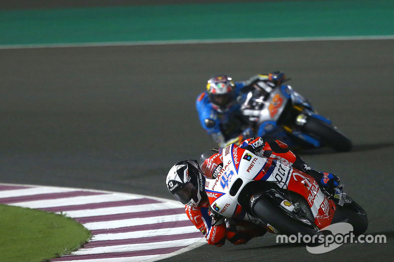 Scott Redding, Pramac Racing; Jack Miller, Estrella Galicia 0,0 Marc VDS