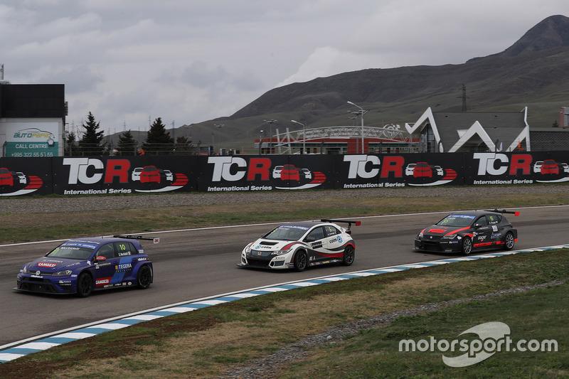 Gianni Morbidelli, West Coast Racing, Volkswagen Golf GTi TCR, Roberto Colciago, M1RA, Honda Civic TCR, Ferenc Ficza, Zele Racing, SEAT León TCR
