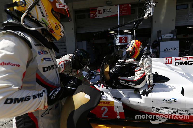 Ерл Бембер, Тімо Бернхард, Porsche Team