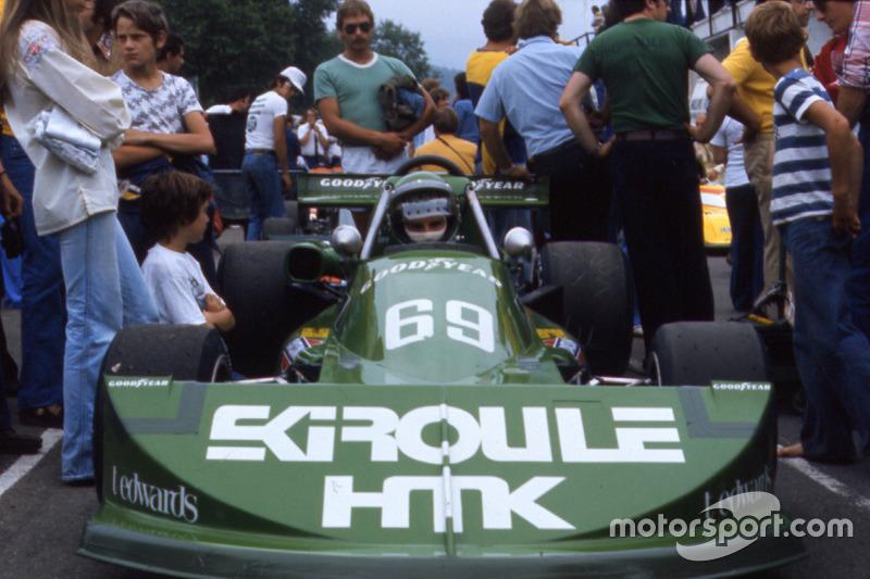 1975: мартовские тесты Формулы Атлантик в Мон-Треблане, March 75B