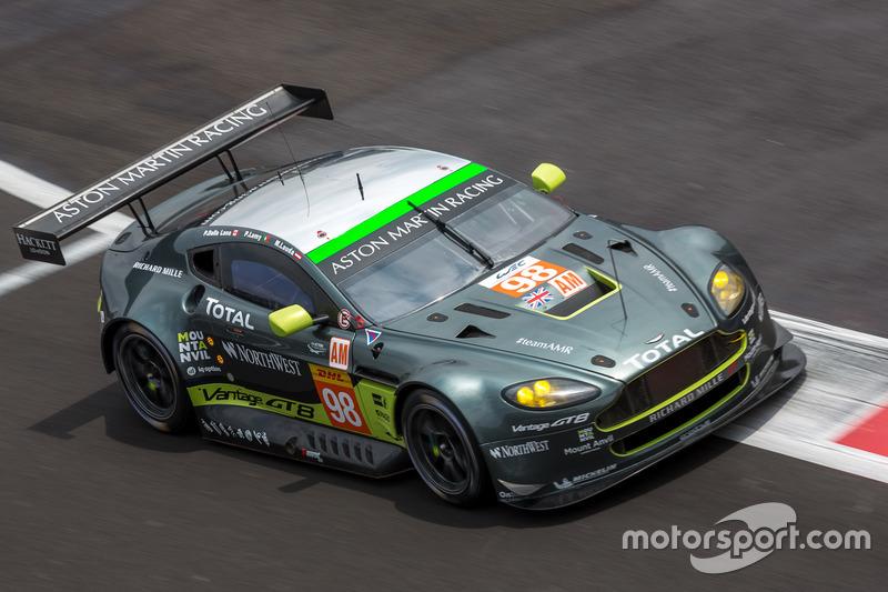 Ausfall: #98 Aston Martin Vantage GTE: Paul Dalla Lana, Pedro Lamy, Mathias Lauda