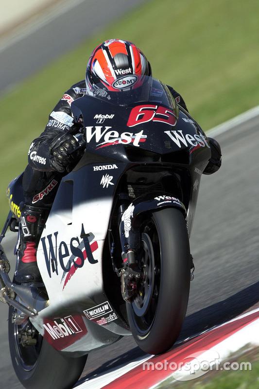 Loris Capirossi, Honda Pons