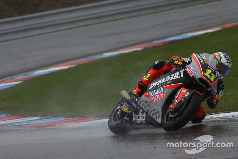 Sandro Cortese – Platz 23 Moto2