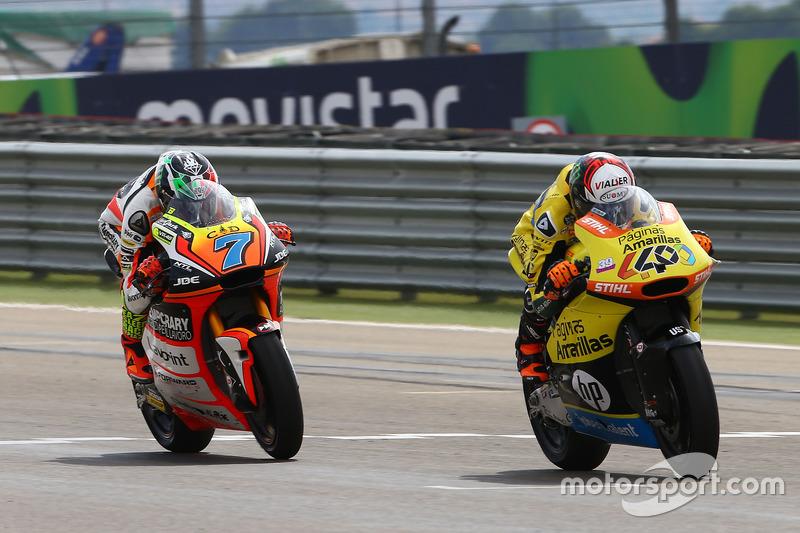 Alex Rins, Paginas Amarillas HP 40, Lorenzo Baldassarri, Forward Racing