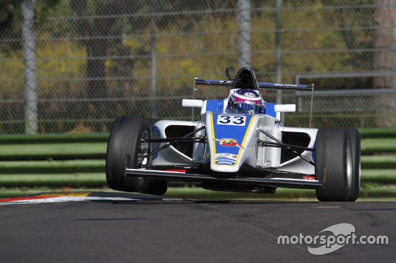 Marino Sato, Vincenzo Sospiri Racing