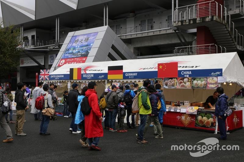 WORLD FOOD booth