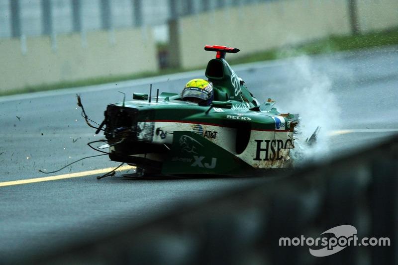 Гран При Бразилии, 2003 год