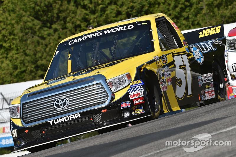 Gary Klutt, Kyle Busch Motorsports, Toyota