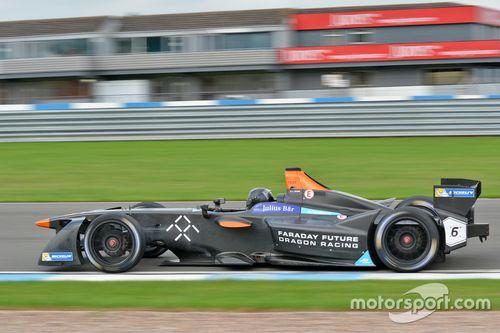 Faraday Future Dragon Racing