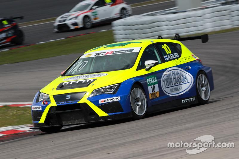 Antti Buri, SEAT Leon TCR