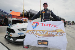 Polesitter #15 Multimatic Motorsports Ford Shelby GT350R-C: Scott Maxwell
