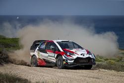 Esapekka Lappi, Janne Fe   rm, Toyota Gazoo Racing WRT Toyota Yaris WRC