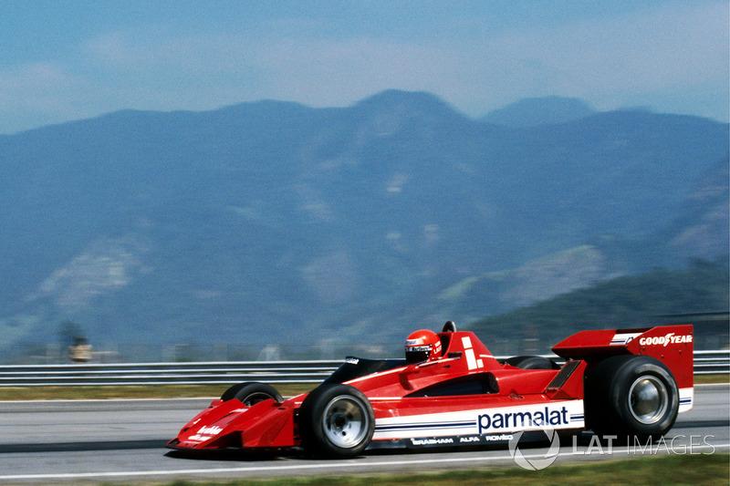 Brabham BT45C, двигун Alfa Romeo (1978)