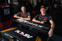 Scott Pye, Walkinshaw Racing, James Courtney, Walkinshaw Racing