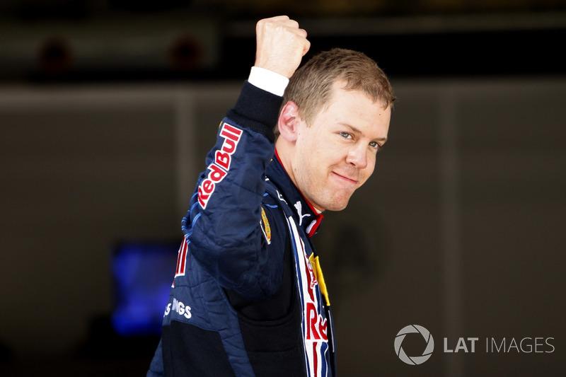 2009 - Sebastian Vettel, Red Bull Racing